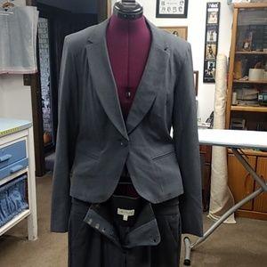 My Michelle 2 piece gray suit